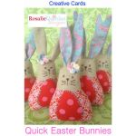 Quick Easter Bunnies - Creative Card
