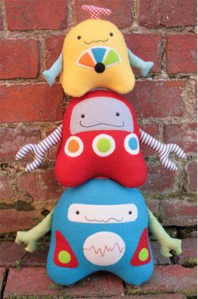 Stacks on Robots